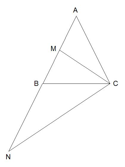 図形問題(2)(by 桃燈さん) : 数学 問題 図形 : 数学
